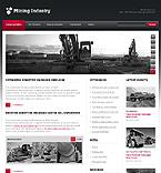 Endüstriyel Web Tasarım Örnekleri